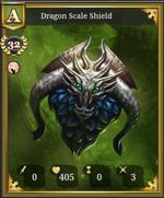 Dragon Scale Shield A 32