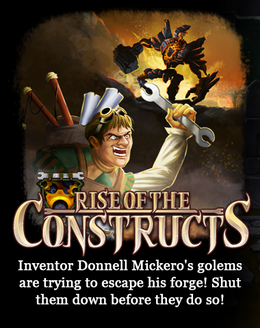 Rise of the Constructs