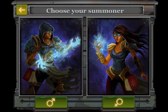Choose Mage