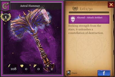 Astral Hammer c+