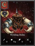 Wylding Helm