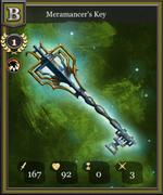 Meramancer's Key B 1