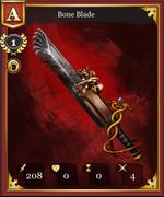 Bone Blade A 1