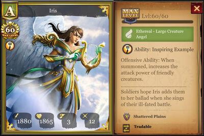 Iris max
