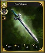 Eron's Sword A 1