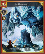 Ice Elemental AA-1