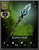 Kaylen's Staff