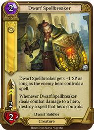 Dwarf Spellbreaker