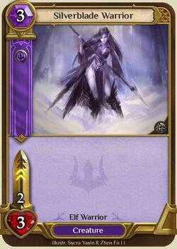 Silverblade Warrior
