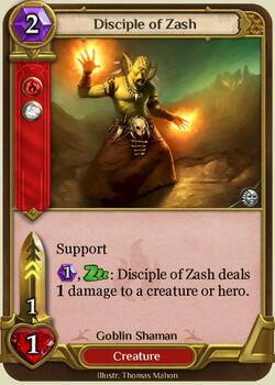 Disciple of Zash