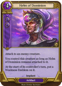 Helm of Dominion