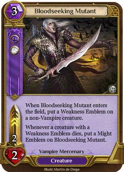 Bloodseeking Mutant