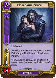 Bloodborn Prince