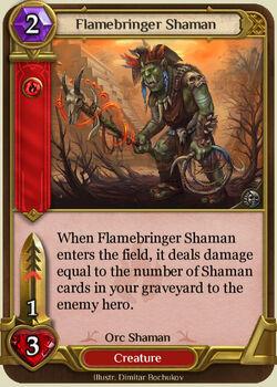Flamebringer Shaman
