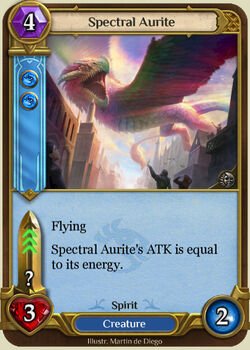 Spectral Aurite