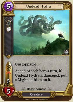 Undead Hydra