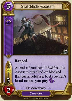 Swiftblade Assassin