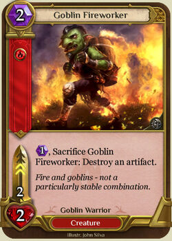 Goblin Fireworker