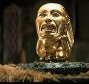 Golden Idol from RotLA