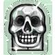 Crystal Skull Badge