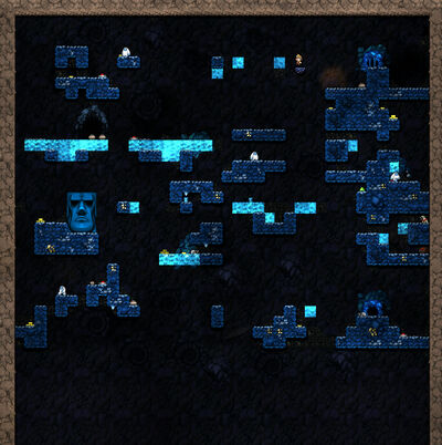 Ice Caves Level