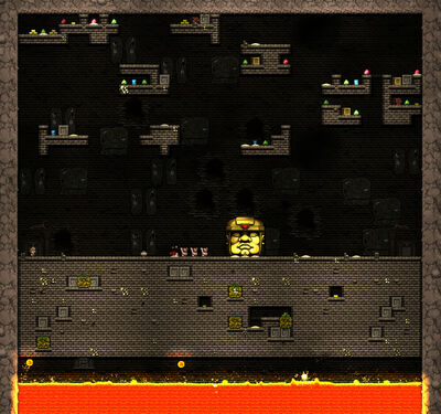 Olmec Level