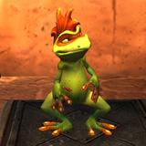 Small Frog Mini
