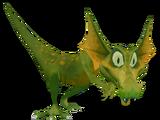 Goofy Lizard