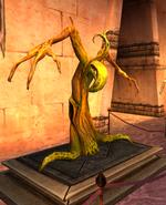 Tree creature museum angled