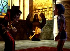 Treasure Room Key