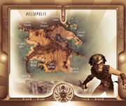 Heliopolis map