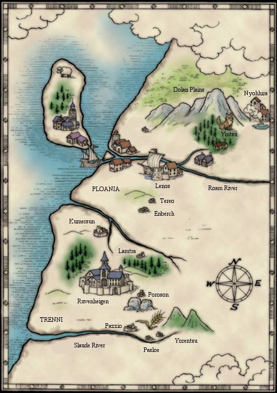 List of Cities and Towns Spice Wolf Wiki FANDOM powered by Wikia