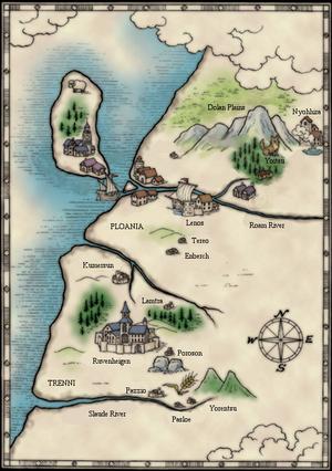 SW Map English