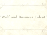 Wolf and Business Skills