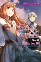 Light Novel Volume 20