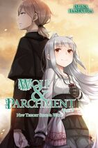 Wolf & Parchment New Theory Spice & Wolf LN Volume 3