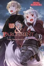 Wolf & Parchment New Theory Spice & Wolf LN Volume 2