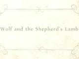 Wolf and a Shepherdess' Lamb