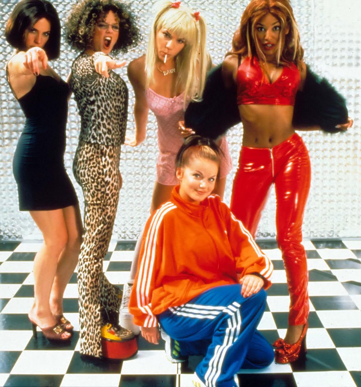 Image Spice Girls Wiki Fandom Powered By Wikia