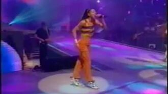 Spice Girls - Something kinda funny (Live in Istanbul)