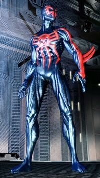 Edge of Time - Spider-Man 2099