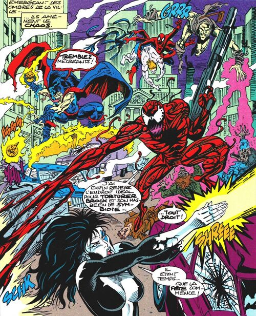 Maximum Carnage - Web 103