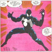 Spider-Man Symbiote - Secret Wars 08