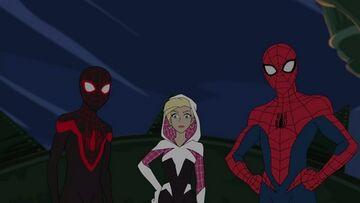 Marvel's Spider-Man (série animée) - Miles, Gwen & Peter