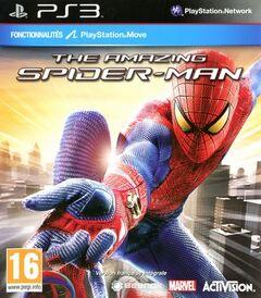 The Amazing Spider-Man (jeu du film)