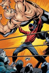Costume de catch - Ultimate Spider-Man 3