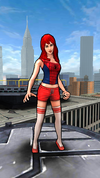Spider-Man Unlimited - Mary Jane (Spider Island)