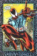 Scarlet Spider (Ben Reilly) - Web of Spider-Man 123
