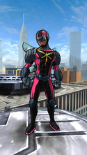 Spider-Man Unlimited - Hornet