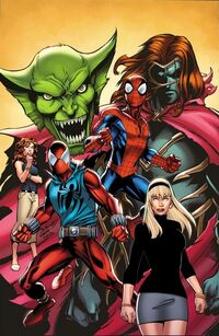 Web Warriors 02 Variant Marvel '92